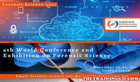 Konferensi dan Pameran ke-4 tentang Ilmu Forensik Dunia