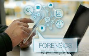 Information about the mobile forensic committee
