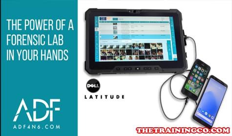 DEI PRO Field Tablet Alat Forensik Terbaik